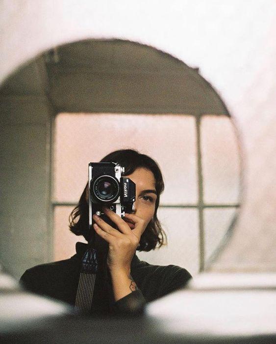 آموزش عکاسی سلفی پرتره