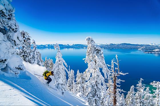 ترفند عکاسی از ورزش های زمستانی