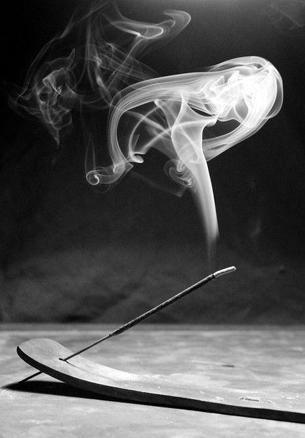 عکاسی از دود سیگار