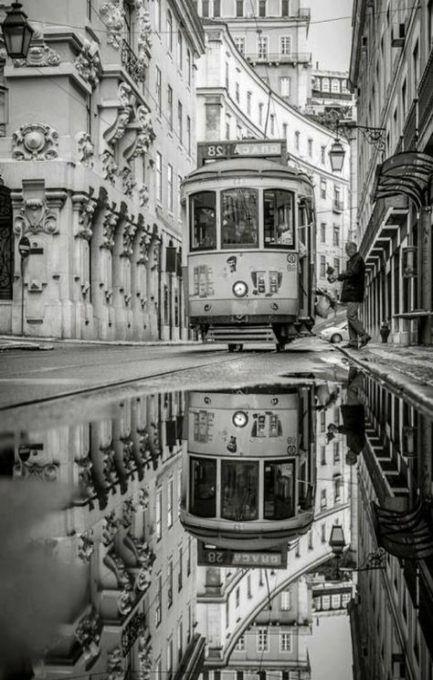 ترکیب بندی عکس سیاه سفید