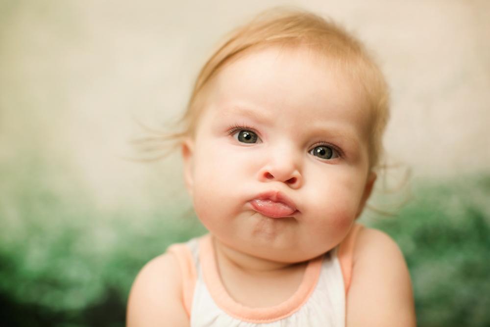 عکس پرتره کودک