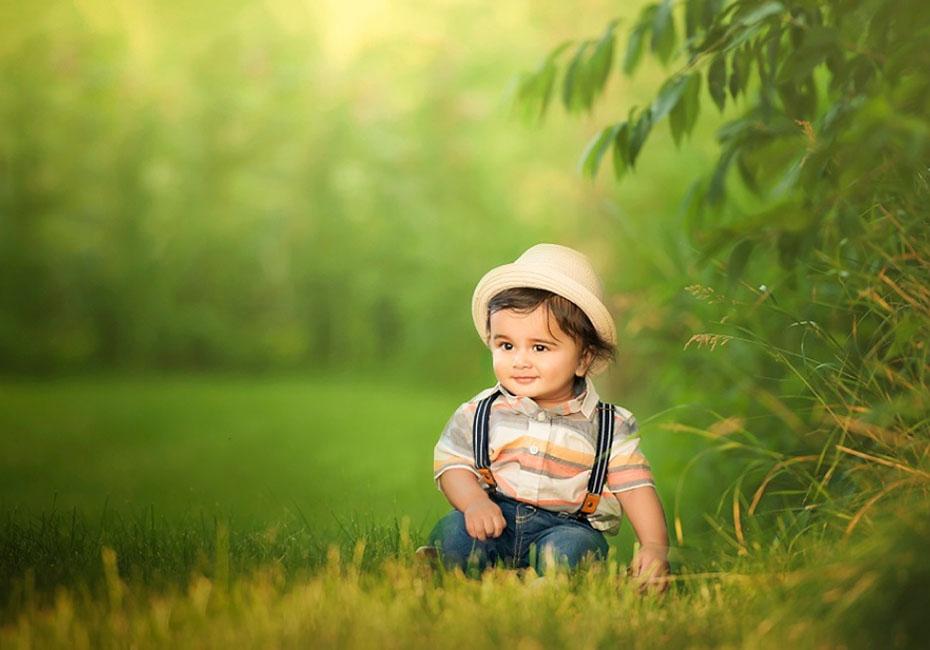 عکاسی از کودک نوزاد